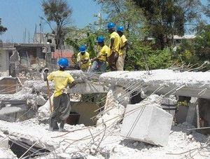 Haïti, Pays ruine en 35 secondes